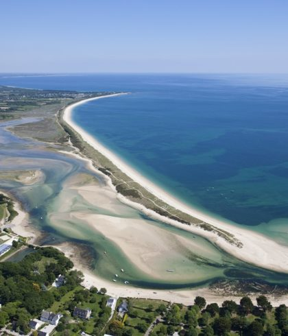 Bénodet Letty Lagoon – the Mer Blanche and Mousterlin Dune